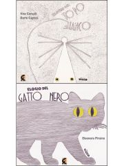 Elogio del gatto nero / Elogio del topo bianco