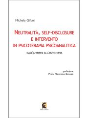 Neutralità, self-disclosure e intervento