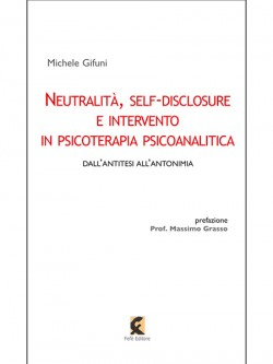 NEUTRALITA' E SELF-DISCLOSURE